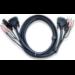 Aten 2L-7D05UD 5m Black KVM cable