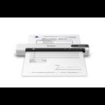 Epson WorkForce DS-80W Sheet-fed scanner 600 x 600 DPI A4 Black, White
