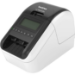 Brother QL-820NWB label printer Direct thermal Colour 300 x 600 DPI Wired & Wireless DK