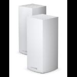 Linksys MX10600 wireless router Gigabit Ethernet Tri-band (2.4 GHz / 5 GHz / 5 GHz) White