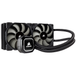 Corsair H100x Processor liquid cooling