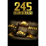 Microsoft Read Dead Redemption 2: 245 Gold Bars, Xbox One