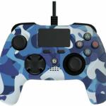 X Rocker 5195101 Gaming Controller Gamepad PlayStation 4 USB Blue, White