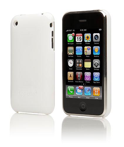 Cygnett Form for iPhone 3GS White