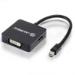 ALOGIC 3-in-1 Mini DisplayPort to DisplayPort HDMI DVI Adapter - Male to 3-Female