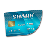Rockstar Games Grand Theft Auto V: Tiger Shark Cash Card PC