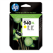 HP C4909AE#301 (940XL) Ink cartridge yellow, 1.4K pages, 20ml