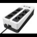 Eaton 3S450D sistema de alimentación ininterrumpida (UPS) En espera (Fuera de línea) o Standby (Offline) 0,45 kVA 270 W 6 salidas AC