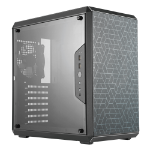 Cooler Master MasterBox Q500L Midi-Tower Black