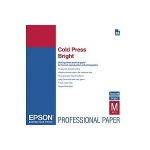 Epson Cold Press Bright, A3+, 25 Blatt inkjet paper