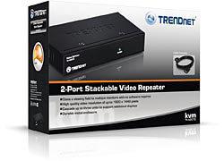 Trendnet TK-V201S video splitter