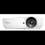 Optoma W460ST data projector Short throw projector 4200 ANSI lumens DLP WXGA (1280x800) 3D White