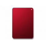 Buffalo Ministation Safe, 1TB external hard drive 1000 GB Red