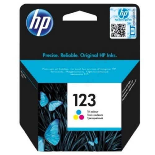 HP F6V16AE (123) Printhead color, 165 pages, 4ml