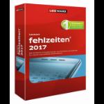 Lexware Fehlzeiten 2017