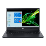 "Acer Aspire 5 A515-55-50CB Notebook Black 39.6 cm (15.6"") 1920 x 1080 pixels 10th gen Intel® Core™ i5 8 GB DDR4-SDRAM 256 GB SSD Wi-Fi 6 (802.11ax) Windows 10 Home"