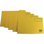 Elba 100090237 folder Polypropylene (PP) Yellow A4