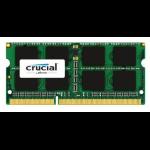 Crucial 4GB DDR3-1866 4GB DDR3L 1866MHz memory module