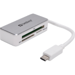Sandberg USB-C Multi Card Reader