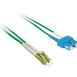 C2G 3m LC/SC Duplex 9/125 3m internal power cable