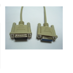 Microconnect DSUB15 - DSUB15, 2m, M-F VGA cable VGA (D-Sub) Beige
