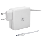Manhattan 180245 mobile device charger Indoor White