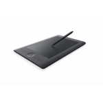 Wacom Intuos Pro M, EN & ES graphic tablet 5080 lpi 224 x 140 mm USB Black