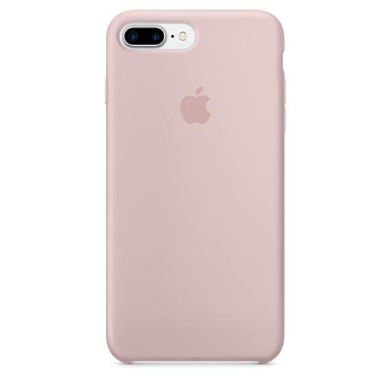 """Apple MMT02ZM/A 5.5"""" Skin Pink mobile phone case"""