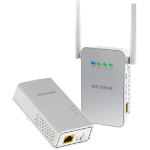Netgear PowerLINE 1000 + WiFi 1000Mbit/s Ethernet LAN Wi-Fi White 2pc(s) PowerLine network adapter
