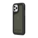 "Griffin Survivor Extreme mobile phone case 14.7 cm (5.8"") Cover Black,Grey"