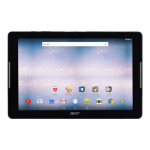 Acer Iconia B3-A30 16GB Black tablet