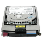 "Hewlett Packard Enterprise 450GB 15K rpm Fibre Channel Add-on EVA Hard Disk Drive 3.5"" fiber Channel"