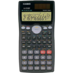 Casio FX-115MS Pocket Scientific calculator Black calculator