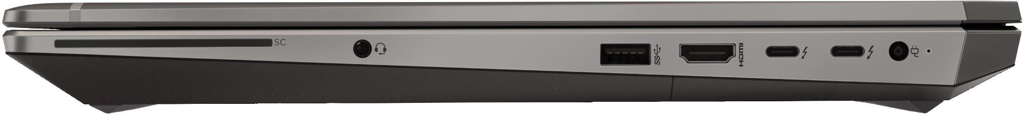 Zbook 15 G6 i7-9750H/16GB1/512GBM2/15.6