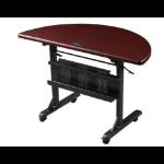 MooreCo Flipper computer desk