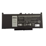 DELL 1W2Y2 notebook spare part Battery