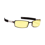 Gunnar Optiks PPK Amber Onyx Mercury Indoor Digital Eyewear