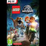 Warner Bros LEGO Jurassic World PC Videospiel Standard BRA, Dänisch, Deutsch, Niederländisch, Englisch, Spanisch, Französisch, Italienisch, Polnisch, Russisch