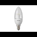 Panasonic LDAHV5L27CGE14EP 5W E14 A+ Warm white LED bulb energy-saving lamp