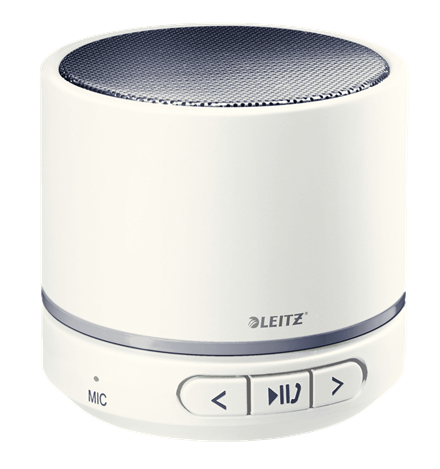 Mini Bluetooth Speaker - White