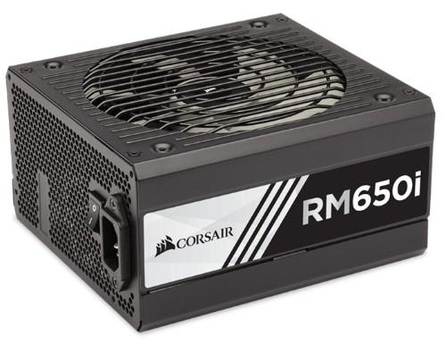 Corsair RM650i power supply unit 650 W ATX Black