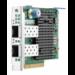 Hewlett Packard Enterprise 727054-B21 adaptador y tarjeta de red Fibra 10000 Mbit/s Interno
