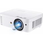 Viewsonic PS501W Projector - 3400 Lumens - DLP - WXGA (1280x800) 3D