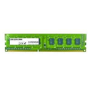 2-Power 2GB DDR3 DIMM MEM0302A