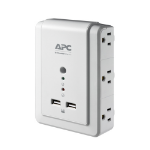 APC P6WU2 6AC outlet(s) 120V White surge protector