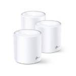 TP-LINK DECO X60 (3-PACK) wireless router Gigabit Ethernet Dual-band (2.4 GHz / 5 GHz) White