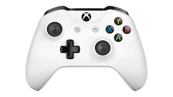 Microsoft TF5-00003 Gamepad Xbox One White gaming control