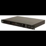 Furman PL-PLUS C line conditioner 9 AC outlet(s) Black