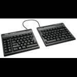 Kinesis KIN-FS2-01 keyboard USB QWERTY English Black