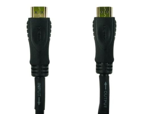 Cables Direct HDMI 30m 30m HDMI HDMI Black HDMI cable